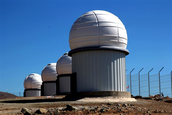 Image of the observatory