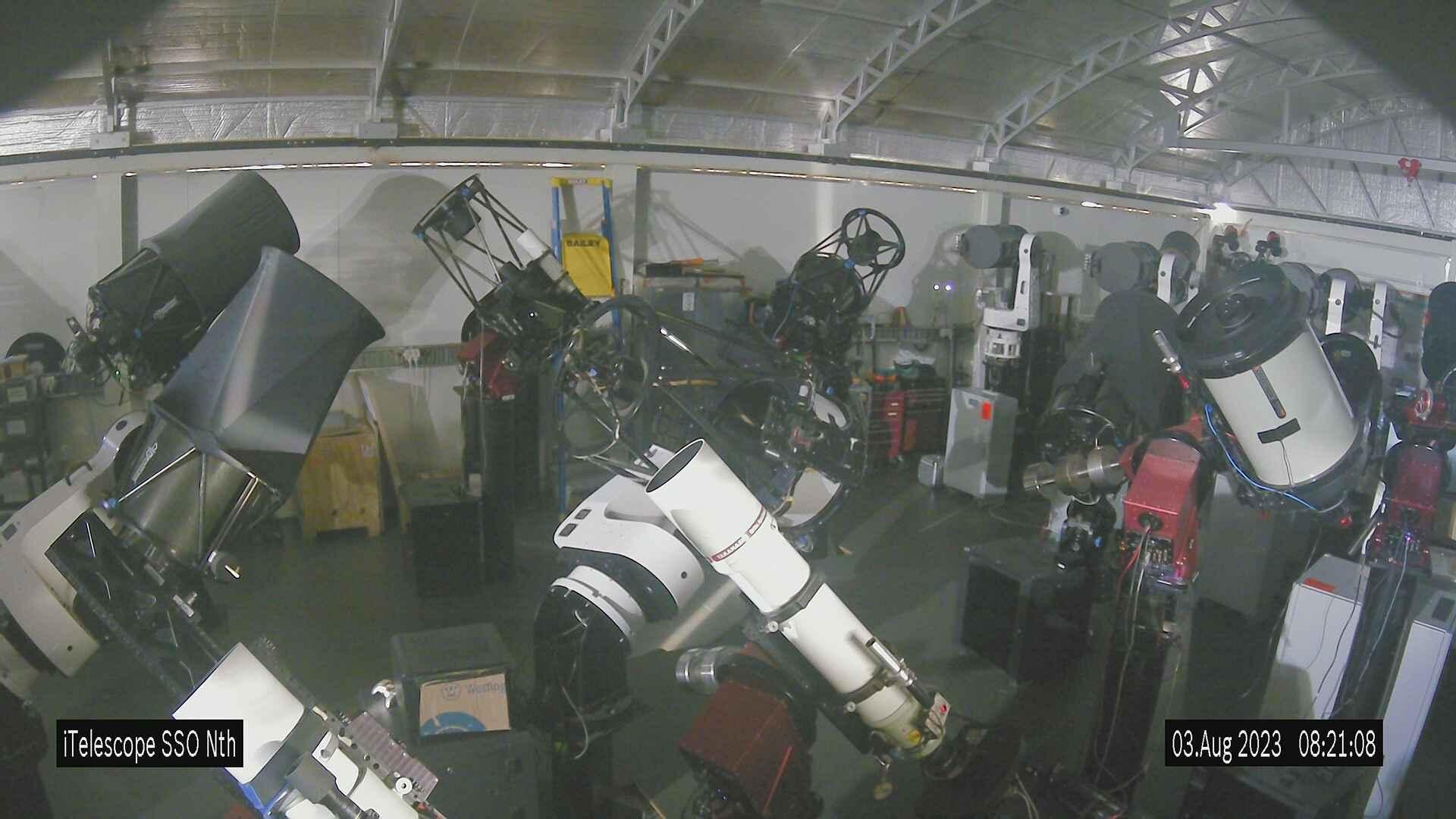 Observatory webcam